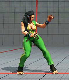 Nicolas / Black M / Fighting games, manga, comics (mostly Thanos), etc. King Of Fighters, Video Game Characters, Female Characters, Super Street Fighter 5, Disney Movies Free, Kyoko Sakura, Street Fighter Characters, Animation Reference, 3d Animation