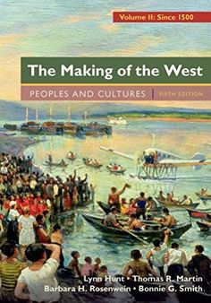Roarks the american promise new 6th edition take a look inside the making of the west volume 2 since 1500 peoples and cultures fandeluxe Choice Image