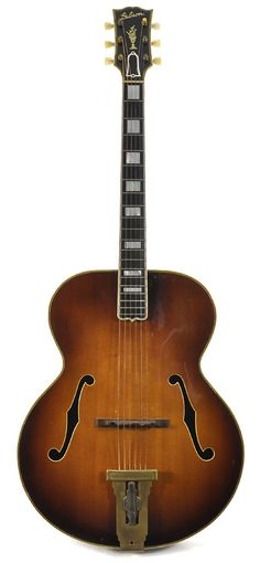1947 Gibson L-5 archtop guitar