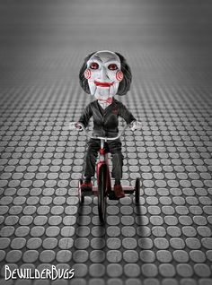 Saw - Billy the Puppet Head Knocker