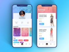 Fashion Show Design Layout For 2019 Ios App Design, Mobile App Design, Mobile Application Design, Android Design, Interface Design, Iphone App Design, User Interface, Profile App, Android App