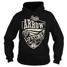 Team ARROW Lifetime Member (Dragon) - Last Name, Surname T-Shirt #sunfrogshirt #happynewyear Thanks