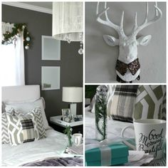 Blogger Stylin' Home Tour    Bliss at Home Holiday Tour