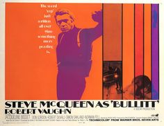 Bullit, Bill Gold (1968)