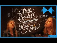 "Lennon and Maisy's version of ""Ring of Fire"" is too good 