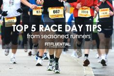 Top 5 Race Day Tips from Seasoned Runners