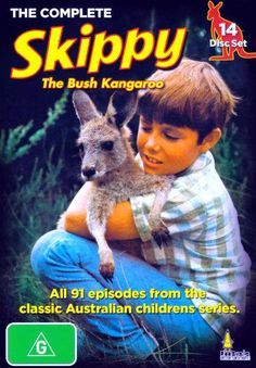 """The Complete Skippy, ninety-one 30-minute episodes were made of the Australian  children/family TV series classic """"Skippy the Bush Kangaroo"""" Popular worldwide as the 60's Australian series was one of the most heavily exported programs, created by Australian actor John McCallum, produced from 1967–1969. About the adventures of a young boy Sonny Hammond and his intelligent pet kangaroo, and the visitors to the fictional Waratah National Park in Duffys Forest,near Sydney."""