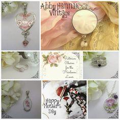 Reloved MarketPlace : Vintage Victorian Charm Jewelry  ღೋ♥~•  Abby Hanna...