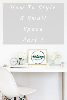 So you have a small space? Don't worry, there are plenty of little designer tricks that will turn your small space into a cosy and inviting room that you will never want to leave.