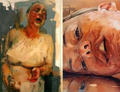 Good Artist Models: A gruesome, gory exposure of flesh and bulging, wounded form, the artwork of contemporary British painter Jenny Saville has been studied by many students. An excellent art model for painting students, Jenny Saville is unafraid of addressing contentious issues head on.
