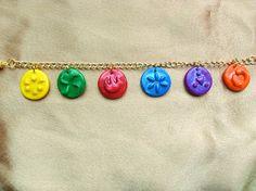 Legend of Zelda Ocarina of time Medallion Pendant by k8bit on Etsy, $10.00