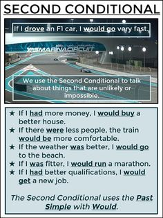 AskPaulEnglish: SECOND CONDITIONAL