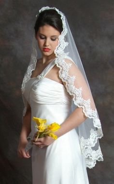 choosing a veil
