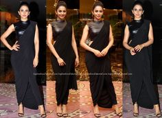 Rakul Preet Singh Wears Mint Blush To 'Rayudu' Audio Launch-2