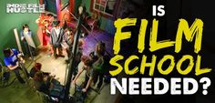 Is Film School needed? This is a cautionary tale for all those hopeful filmmakers who think you need to go to film school to make it in the film business.