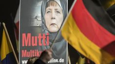 """""""Wir leben in schwierigen Zeiten"""": Merkel warnt Wähler vor der AfD"""
