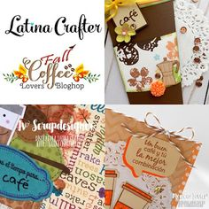 Fall Coffee Lovers Blog Hop 2017