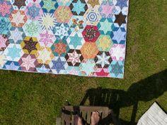 summerfete: summer of love quilt reveal!!