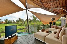 Villa Toraja   4 bedrooms   Canggu #bali #villa #weddingvenue #wedding #ricefieldview
