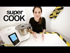 SuperCook robot review Videorama Super Cook, Cooking, Food Processor, Tablet Computer, Meal, Cuisine, Kitchen, Kochen, Brewing