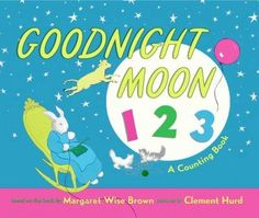 From kittens to cows to bowls of mush, the familiar images from his father's illustrations inspired Thacher Hurd with the idea for Goodnight Moon 123 . These comforting images find new expression in t