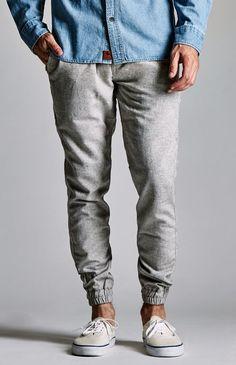 Trent Drawstring Jogger Pants