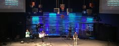 Travis Scharn from FCC Santa Maria in Santa Maria, CA brings us this stage design filled with lamp shades. Here's the info from Travis: In July 2015 I took another step in my career and began my ministry at FCC as the Creative Arts Pastor. FCC is a 100+ year old non-denominational church on the Central Coast of California. Over the past 4 years, this church has seen a ton of changes and growth has followed these changes. The new lead pastor here has changed the culture, much of the staff ...