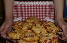 Erdbeer-Mandel-Cookies