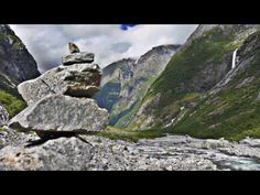 Kjenndal Glacier - Loen, Norway 4K