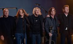 Jackson Browne And The Eagles Honor Glenn Frey At The Grammys