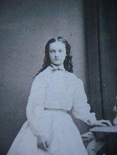 Alice Wilder, Almanzo's sister