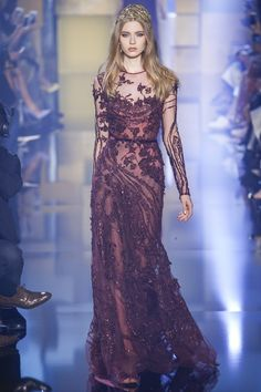 Elie Saab A/W Couture 2015-16