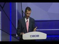 El Rey subraya que España necesita un «entorno favorable» para las empresas.