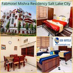 FabHotel Mishra Residency Salt Lake City in Kolkata, is a superb #hotel. In Kolkata, FabHotel Mishra Residency Salt Lake City offers #onlinebooking and comfortable living. Contact FabHotel Mishra Residency Salt Lake City in #Kolkata for #tariffs.  For Booking Contact Us : +91 7428822220 Web Page : http://fabhotel-mishra-residency-salt-lake-city-kolkata.hotelsgds.com
