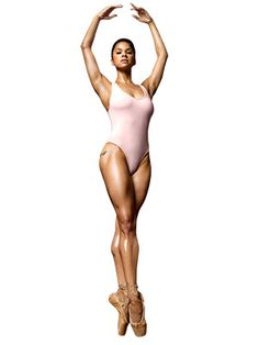 okay, so this was in the ballet workout section of pinterest, but I love what this represents. I beautiful dancer with a WOMANS body- Misty has been given a lot of crap about not being stick thin, but she has a healthy, beautiful body. #lovelovelove