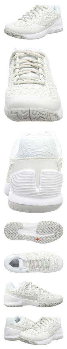 $130 - Nike Zoom Cage 2 Summit White/Light Bone Women's Tennis Shoes #shoes #nike