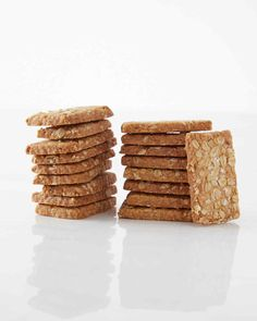 Brown Sugar Highlights The Natural Nuttiness Of The Oats In These Toothsome Tea Cakes Martha