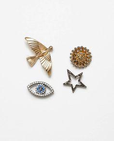 Pin's Zara