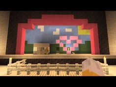 Minecraft Xbox - The Show Must Go On - Directors Commentary - YouTube