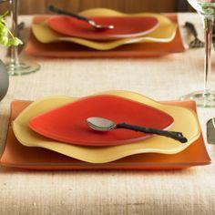 Celebration SeaGlass Dinnerware Collection