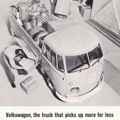Vw more for less