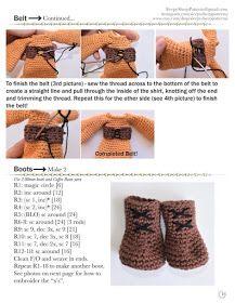 KUFER z artystycznym rękodziełem : Bajkowa lala ze wzorem darmowym Pull Through, Knots, It Is Finished, Sewing, Crochet, Amigurumi, Dressmaking, Couture, Stitching
