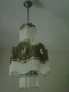 One of those tipical portuguese lamps our parents used to buy on their trips