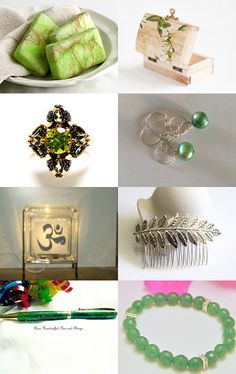 Last-Minute Gift Ideas by Valerie Nusbaum on Etsy--Pinned with TreasuryPin.com