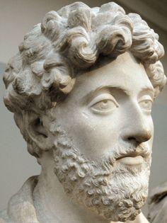 Marcus Aurelius - my favorite Roman Emperor.