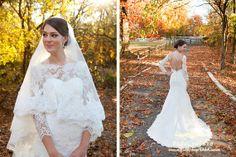 Mermaid Anlencon Lace Bridal Gown Long Sleeves Bridal Wedding Dress Gown Open Back Wedding Dress on Etsy, $359.00
