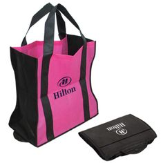 NW4060 - FOLDING NON WOVEN TOTE BAG - Debco Innovation Starts Here