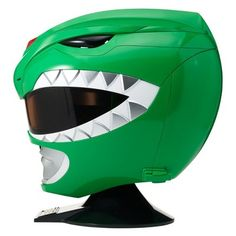 Green Ranger Helmet, Power Rangers Helmet, Green Power Ranger, Tommy Oliver, Mighty Morphin Power Rangers, Helmets, Bicycle Helmet, Anime, Products