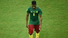 Alex Song- #Cameroon #midfielder announced his immediate #retirement from the international #football