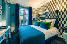 Отель с тремя номерами в Париже | 01